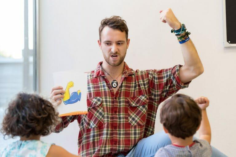 Clases inglés niños en Zaragoza - Urban English School